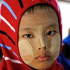Bagan School Visit