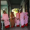 The nuns of Mandalay