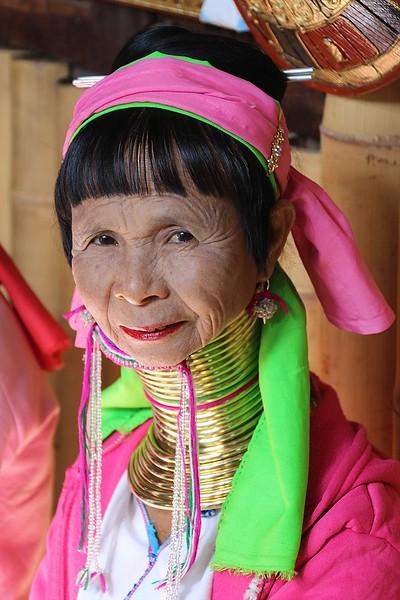 Padaung Tribe, Inle Lake