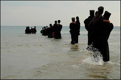 Coptic Baptism Ritual (Chicago, IL)
