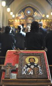 St. Sava, Archbishop of Serbia (Cambridge, MA)