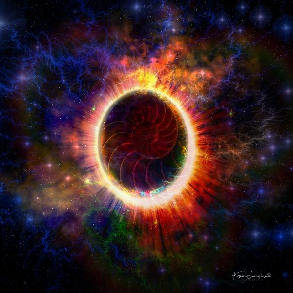 Ribbon Nebula