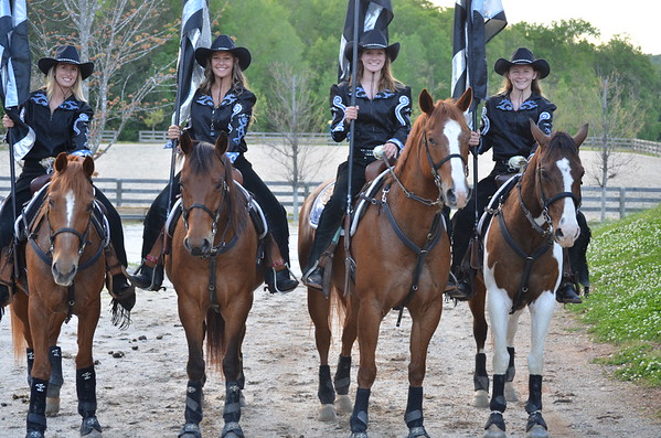 April 22, 2016 Opening Ceremonies - CIC International Horse Trials