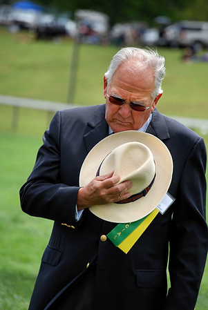The incomparable Hal Barry. Atlanta Steeplechase 2011, Kingston, GA (c) Susan Elizabeth Talbot 2011