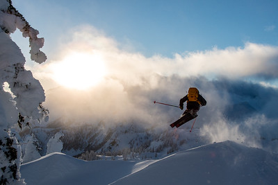 Rene Crawshaw sending it into a perfect afternoon.