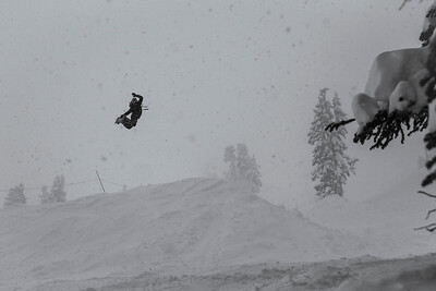 Matt Wainhouse came up to Baker for a few days in early March. Matt is a snowboarders snowboarder. He's all smiles and hardwork and never seems to stop charging. Snapped this shot of Matt kicking out a method in the natty pipe on a classic stormy baker pow day. One of my favorite images from last season cause it embodies what snowboarding at Mt. Baker is all about. Stormboarding!