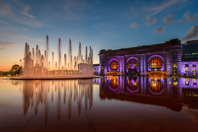Union Station Fountain - Color 2