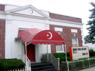Muhammad's Mosque No. 11 (Dorchester, MA)