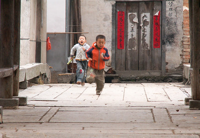 Ancient Village, Anhui Provice, China