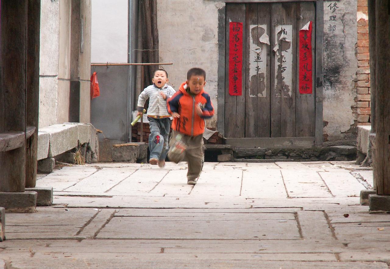 Ancient Village, Anhui Provice, China