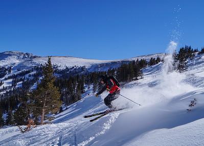 Loveland Ski Patrol, Loveland Ski Area, Colorado, USA