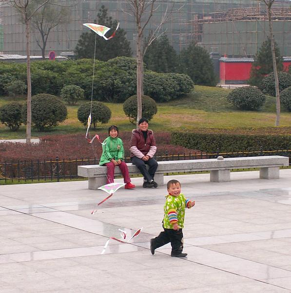 Xi'an City, Shaanxi Province, China