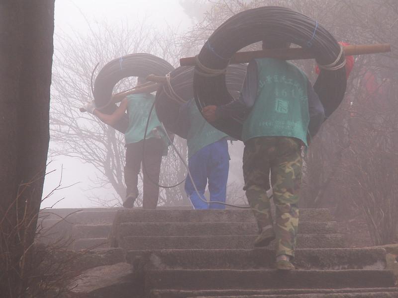 Huangshan Mountain, Anhui, China
