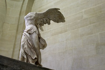 Winged Victory of Samothrace, the Most Powerful Statue at the Louvre