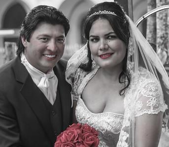 Venice Bride and Groom