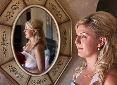 katrina in mirror