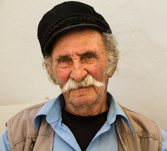 Mykonos Old Man