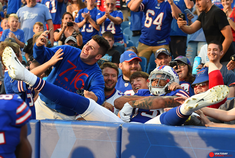 NFL: Carolina Panthers at Buffalo Bills