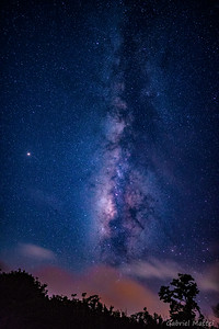 Adjuntas Milky Way