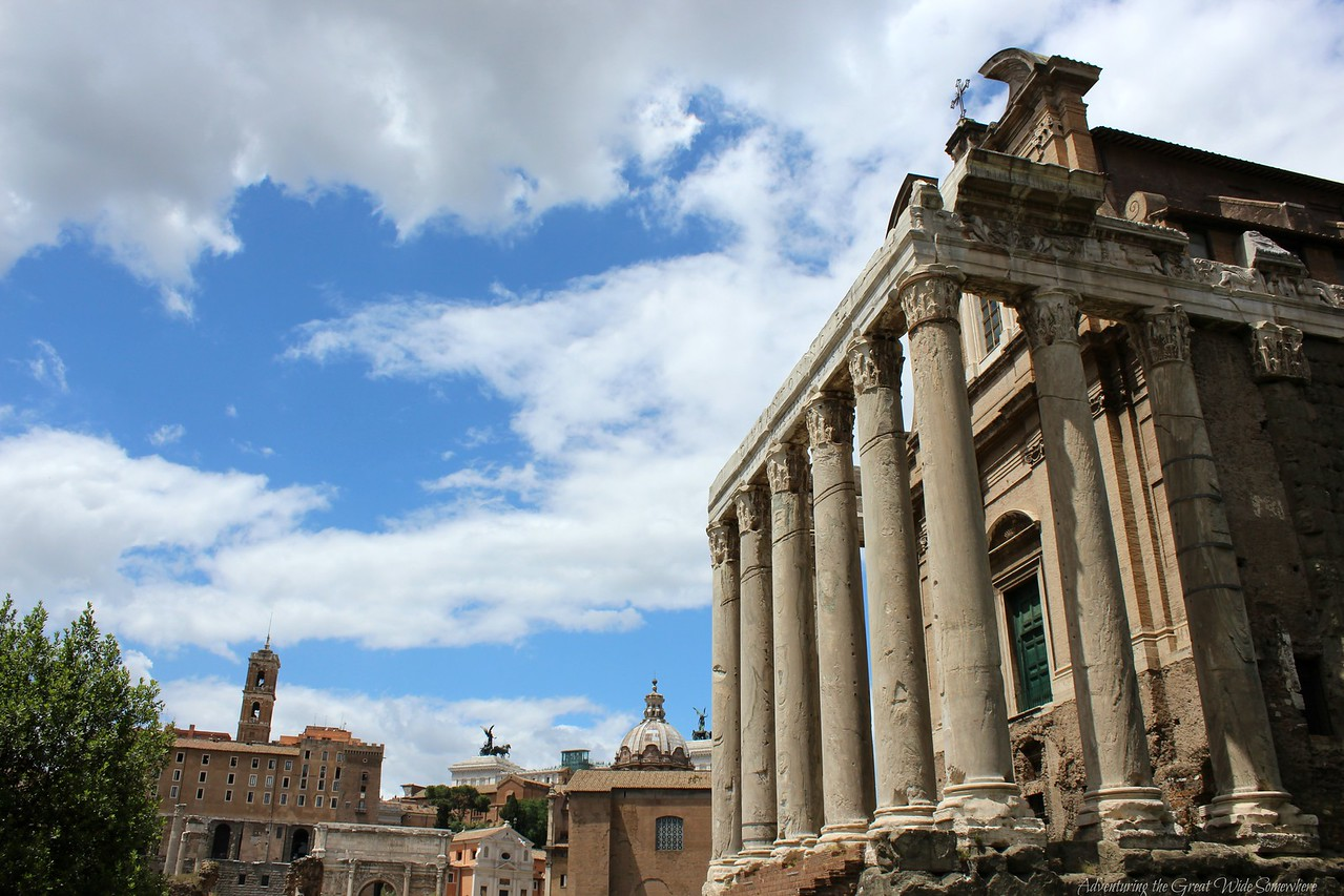 The Roman Forum, A Can't-Miss Attraction in Rome, Italy
