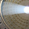 The Pantheon Dome, Rome, Italy
