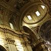 The Stunning Gilded Interior of Sant'Andrea Della Valle, Rome, Italy
