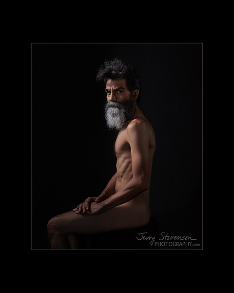 Portrait Of Jason LaMotte