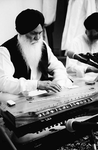 Sarbpreet Singh and the Sikh Kirtan Music Tradition (New England)