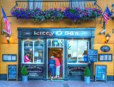 Kitty o'se's Kinsale Ireland July 2013