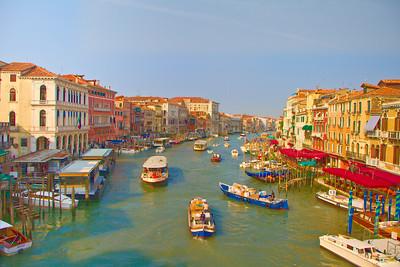 Venice Painterly