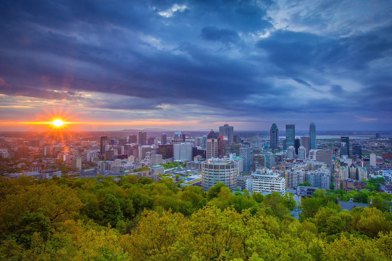 Montreal Awakens