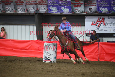 sat OTR Futurity 2nd go 1st + home