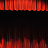 Stage curtains, Forest Ridge School, Bellevue