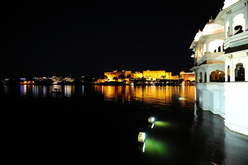 City Palace and Lake Palace, Udaipur