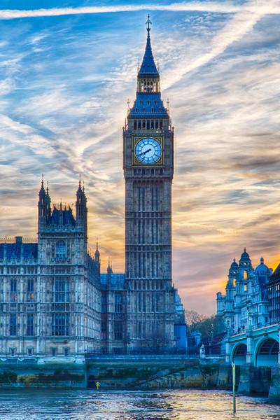 Big Ben's Tower