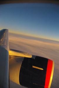Delta flight.