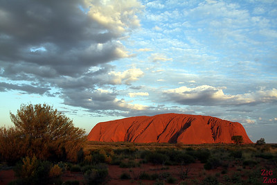 Magical Uluru