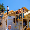 Habitat for Humanity, Summer 2012