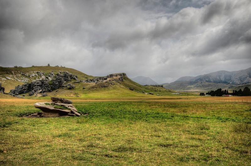 New Zealand - HDR photo