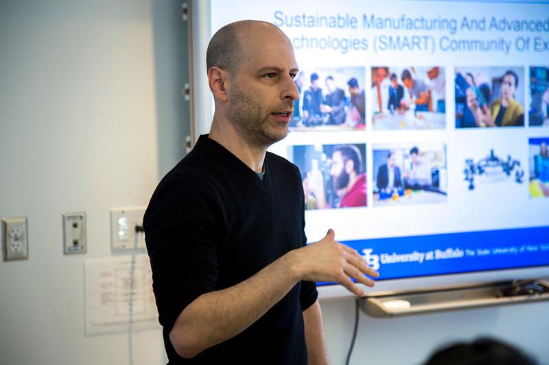 Michael Silver, Assistant Professor, Department of Architecture