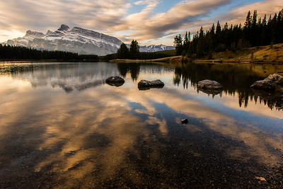 Two Jack Lake, Banff Alberta