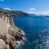 View of the Adriatic Sea, Dubrovnik