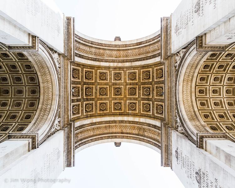 Arc de Triomphe I, Paris