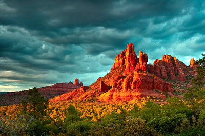 Marge's Draw, Sedona, Arizona