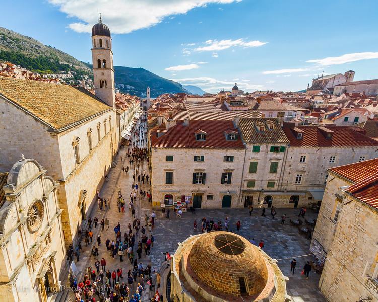 Big Fountain of Onofrio, Dubrovnik