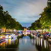 The Keizersgracht canal