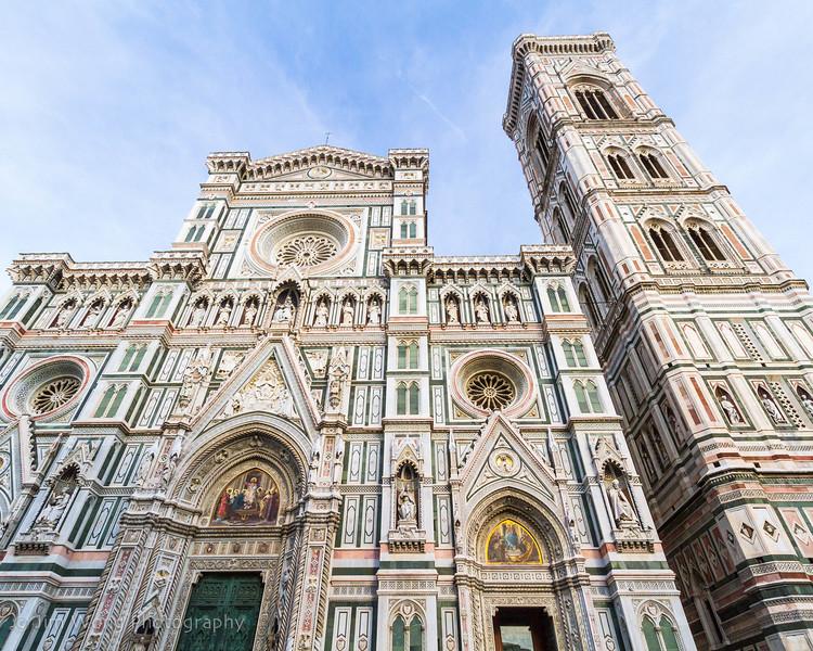 Duomo facade I, Florence