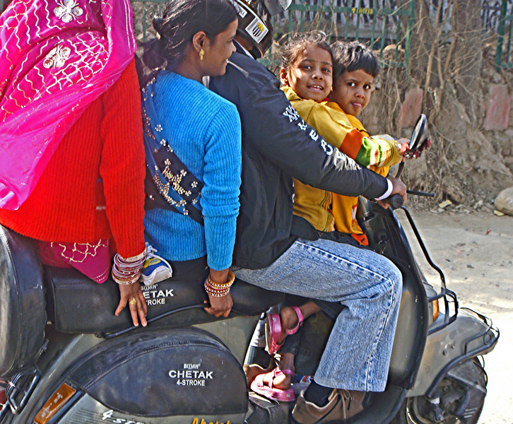 New Delhi, 2007