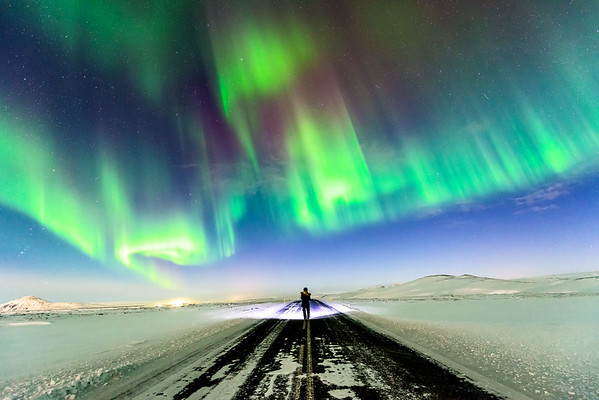 Road to the Northern Lights