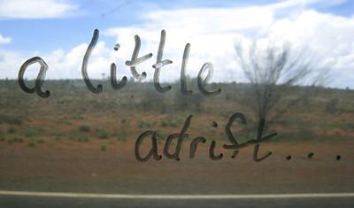 A Little Adrift